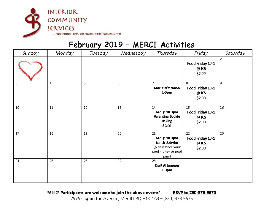 February Activity Calendar for community.pdf